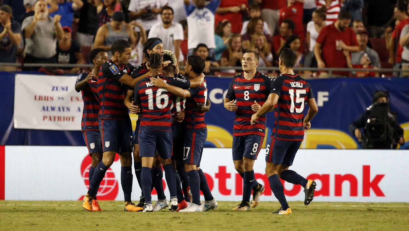 U.S. Men's National Team edges Martinique in Gold Cup group play