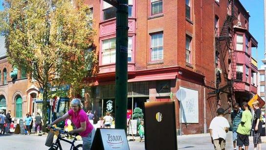 This Beaver Street scene is the signature photo of