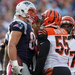 Patriots stand up to chippy Bengals but refuse to self-destruct