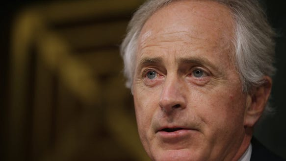 Sen. Bob Corker, R-Tenn., chairman of the Senate Foreign