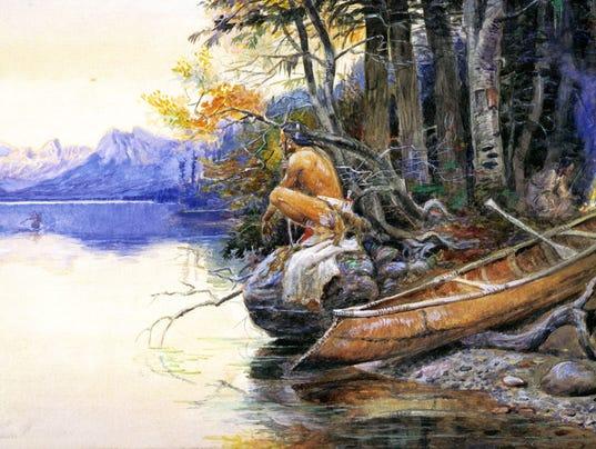 Russell-Land of the Kootenai