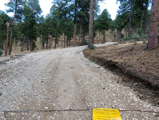 The public can be updated on the master plan for recreation on Moon Mountain  in Ruidoso from  6 p.m. to 7:30 p.m., Monday, Feb.11, at Village Hall, 313 Cree Meadows Drive.