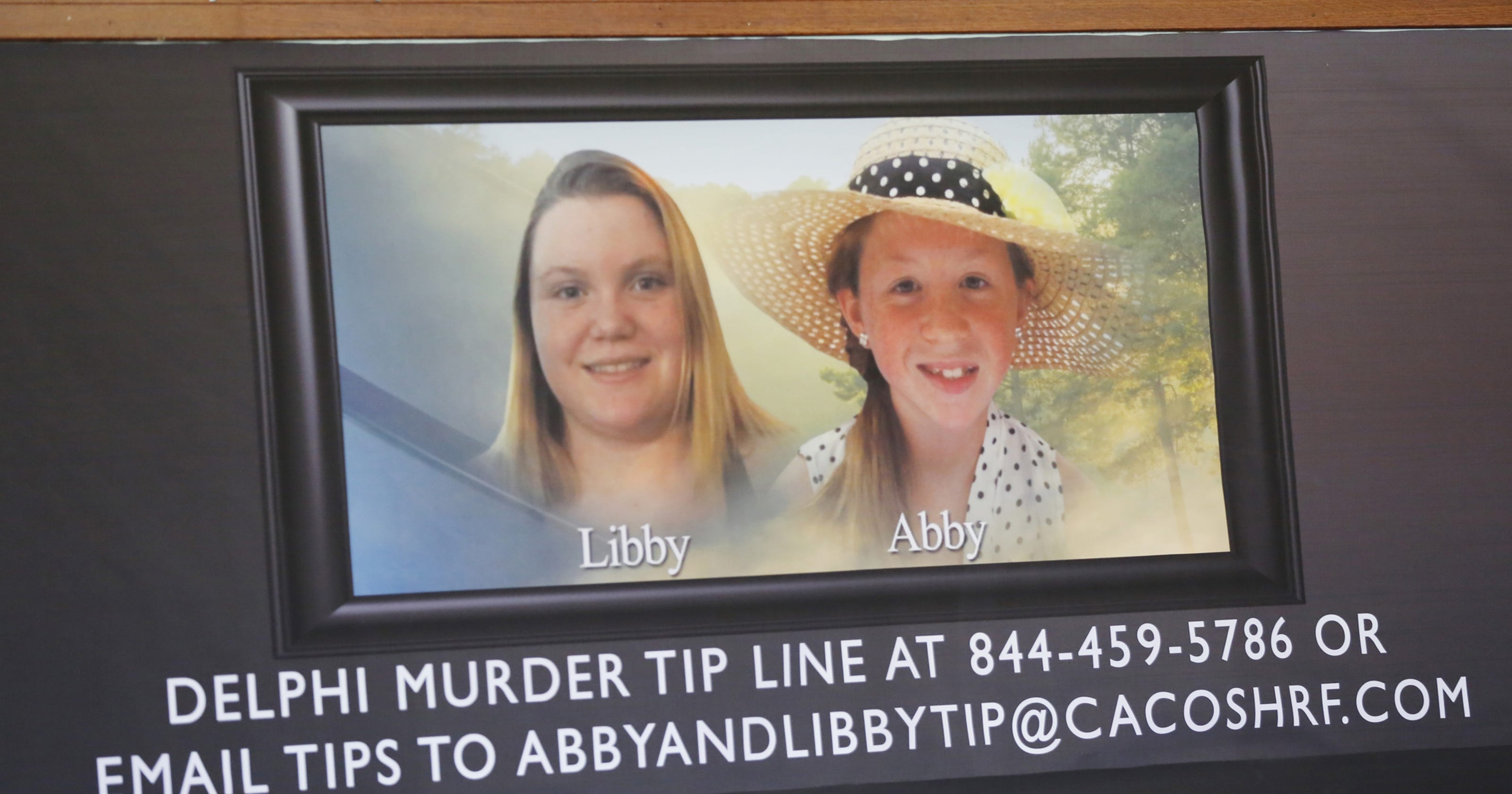 Delphi murders: Police to the killer: 'We're coming for you'