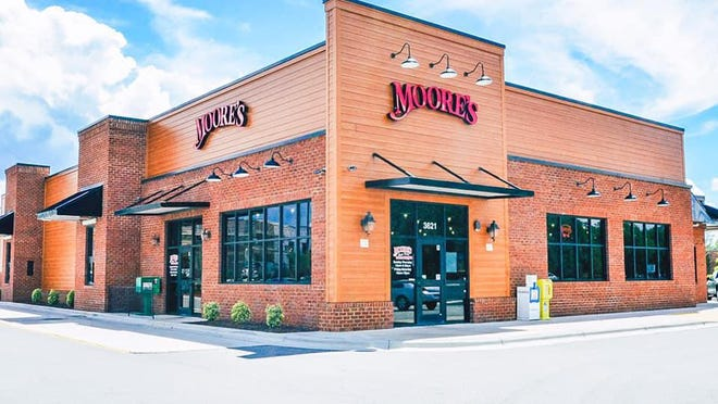 Moore's Olde Tyme BBQ Chicken and Seafood in New Bern - Contributed Photo