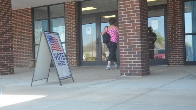 Election officials are expecting slower days at the polls for the 2020 election, but record numbers of mail and advance ballots as the nation continues to try and slow the spread of pandemic COVID-19.