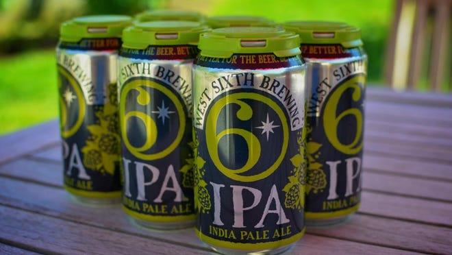 West Sixth IPA six pack