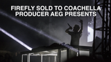 Firefly Music Festival founders have sold the event to global entertainment company AEG Presents, which also runs California's Coachella festival.  7/18/18