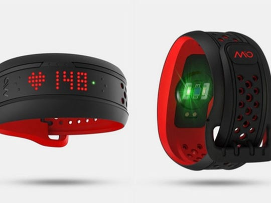 Mio Global's heartrate and activity trackers.
