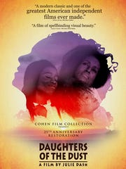 """This DVD cover image released by Cohen Media Group shows the 25th Anniversary edition of Julie Dash's film, """"Daughters of the Dust."""""""