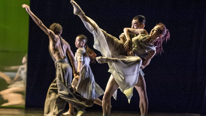 Led by Artistic Director Willy Tsao, China's groundbreaking BeijingDance/LDTX will perform its cutting-edge choreography on Friday, Nov. 21, 2014, at Scottsdale Center for the Performing Arts.