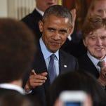 Springsteen, Hanks, DeGeneres honored with Presidential Medal of Freedom