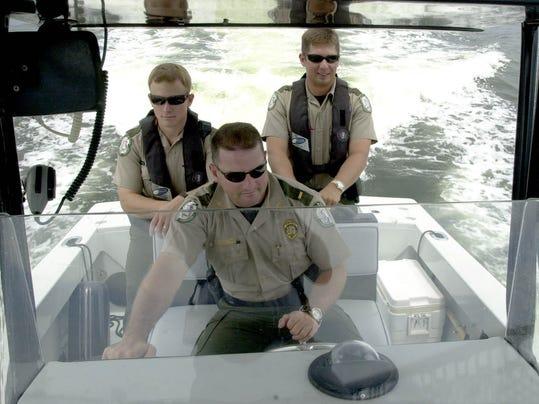 1 - boating patrol
