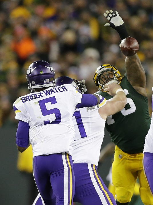 Teddy Bridgewater, Mike Daniels