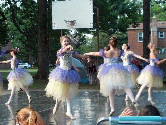 Wilmington Ballet Academy's study in contrasts: tutus