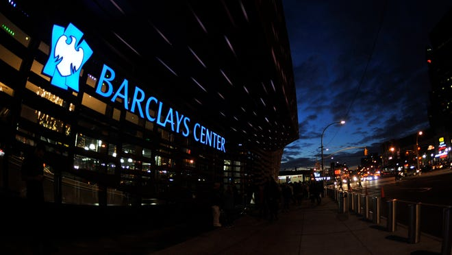 The Barclays Center in Brooklyn is in the crosshairs of both the A-10 and ACC as a conference tournament site.