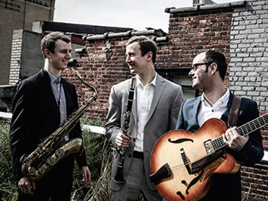 The Peter and Will Anderson Trio