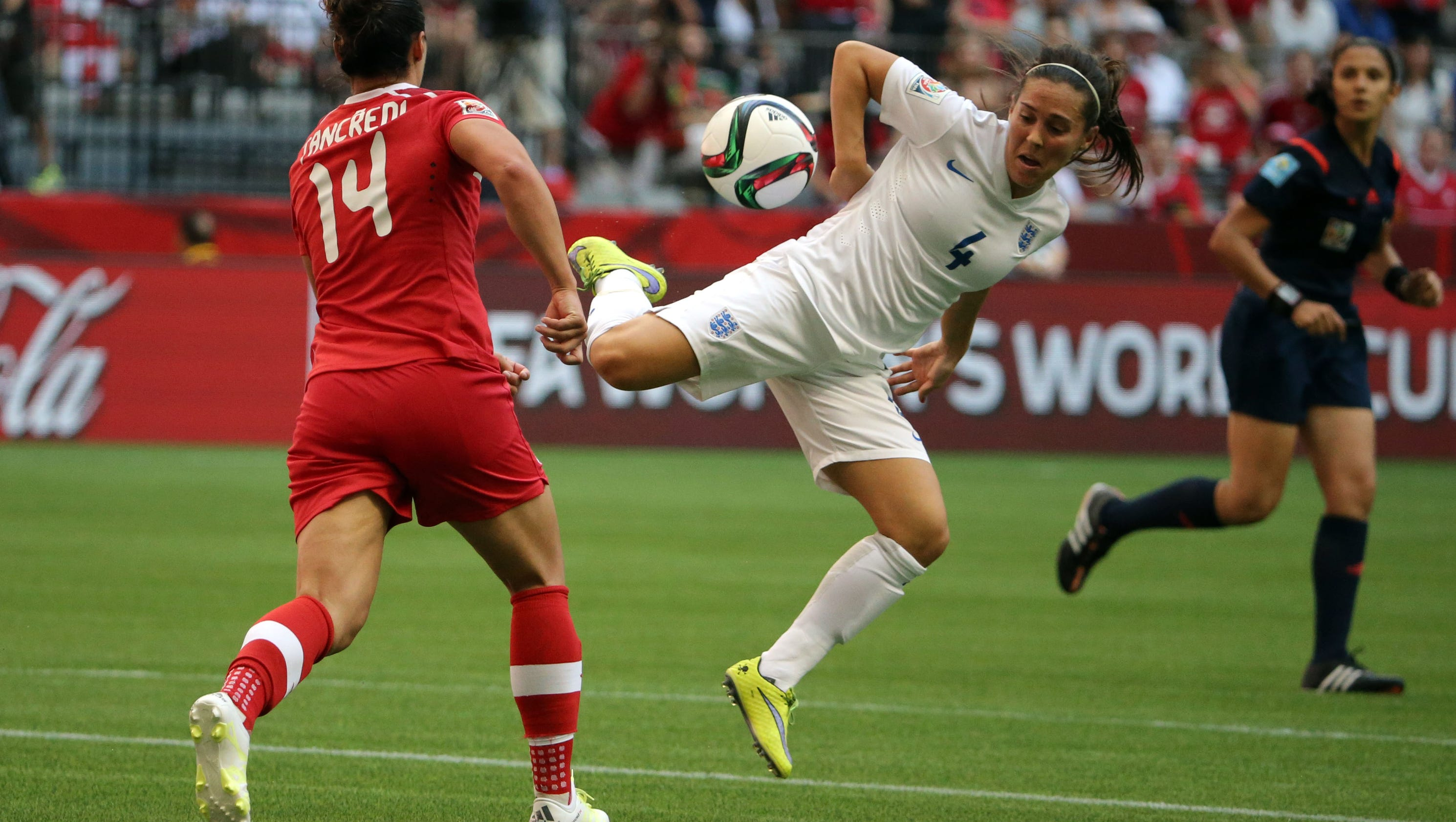 England's Fara Williams: Being homeless not 'easy to break ...