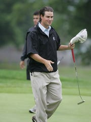 David Reasoner of Ridgewood CC competes in the 2009 New Jersey State Open. File Photo.