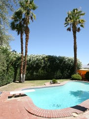 This vacation rental property in the Araby Cove area of Palm Springs is available from the same company that books homes in Catalina.