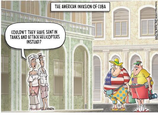 Tourism to Cuba