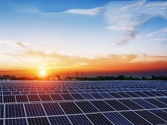 New solar energy