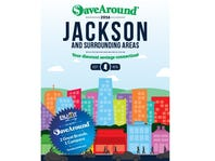 Insiders, secure your free SaveAround Jackson book today.