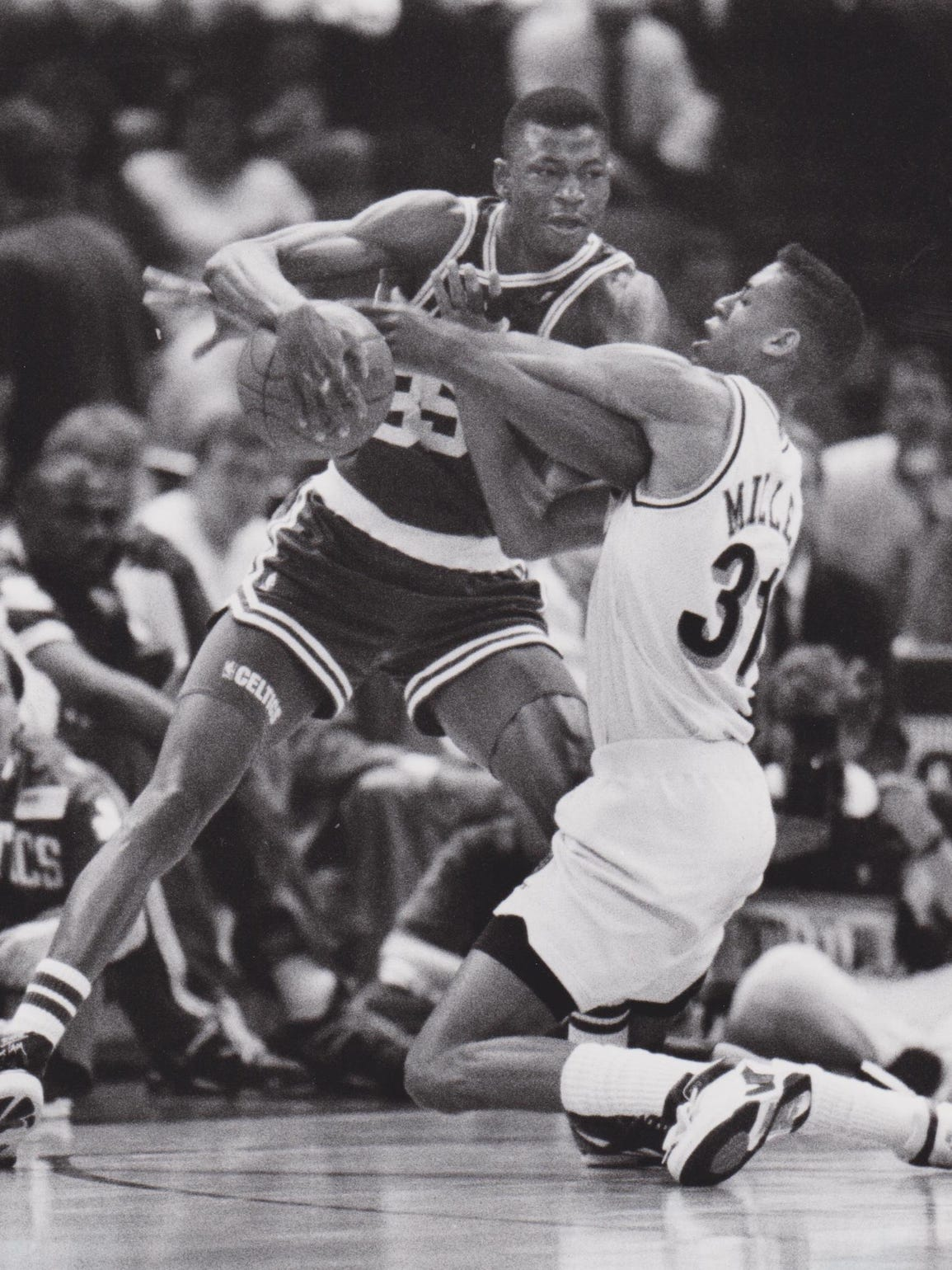1991 Game 5 The start of the Indiana Pacers success the last