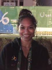 Jennifer Chieng, Federated States of Micronesia boxer
