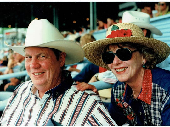 Jeb and Dorothy Rosebrook