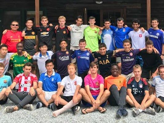 Tenafly boys soccer