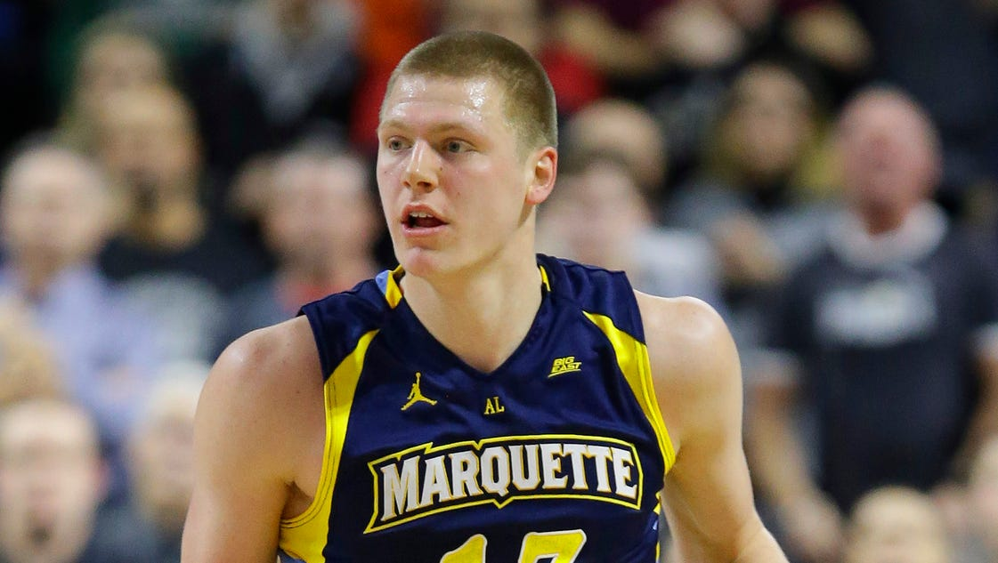 Getting to know you: Pistons draftees Henry Ellenson, Michael Gbinije