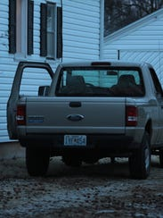 Ford Ranger pickup that witnesses described