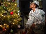 Holiday season in the military
