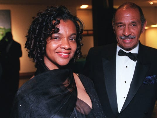 monica and john conyers