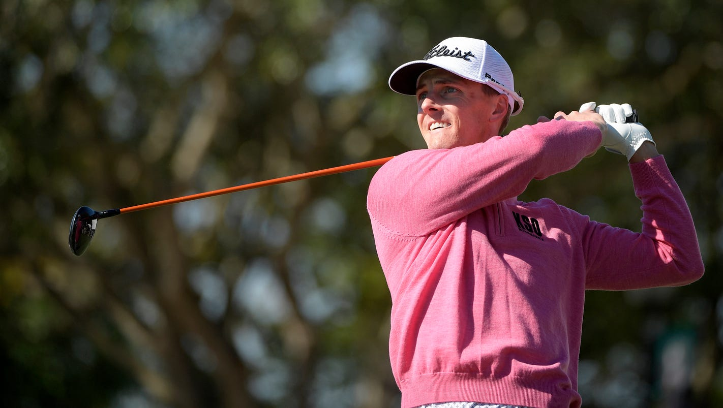 Blayne Barber's caddie suffers critical head injury after fall