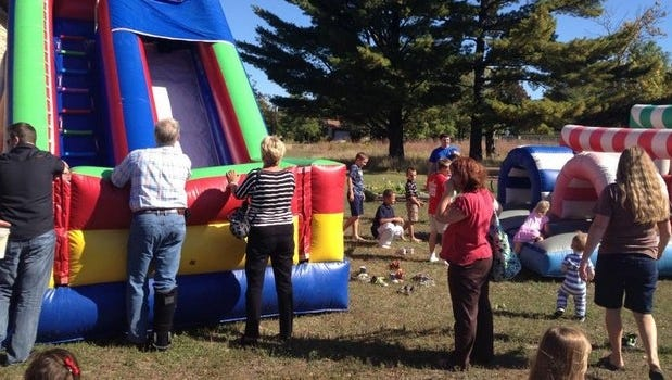 Fall Fest will be held Sept. 27 at the Stevens Point location of the United Methodist Church.