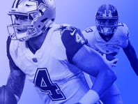 NFL Week 14 games ranked by watchability