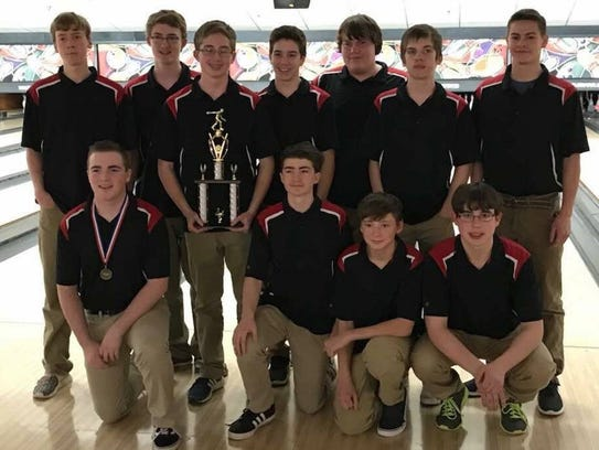 The Norfork Panthers finished second at the 3A/2A/1A-East