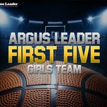Argus Leader First/Second Five: Meet the state's best in girls basketball
