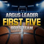 Argus Leader First/Second Five: Meet the state's best in boys basketball