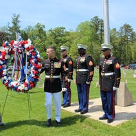Atlantic County salutes fallen during holiday