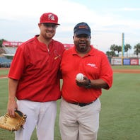 Allied Against Opioid Abuse joins Cardinals in Opioid Abuse Awareness Night