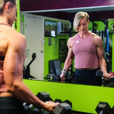San Angelo woman brings home awards from Houston bodybuilding competition