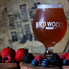 Around the Brew Bend: Going 'Wild' at Lake Tribe Brewing