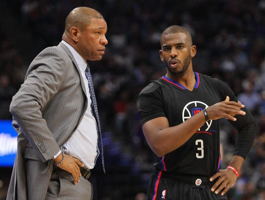 USP NBA: LOS ANGELES CLIPPERS AT SACRAMENTO KINGS S BKN USA CA