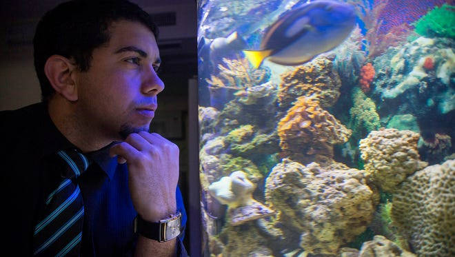 Raudys Casenave-Cambet is a Cuban national who now lives in Phoenix. Casenave-Cambet saw no future in Cuba. Even with a professional career as an underwater cameraman, the most he hoped to earn was $20 a month.