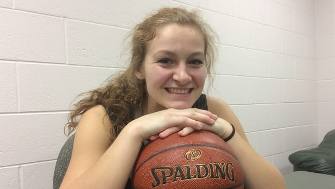Ashwaubenon senior Kate Rolling ranks in the top 10 in her class with a 3.99 GPA and is a two-year captain on the girls basketball team.
