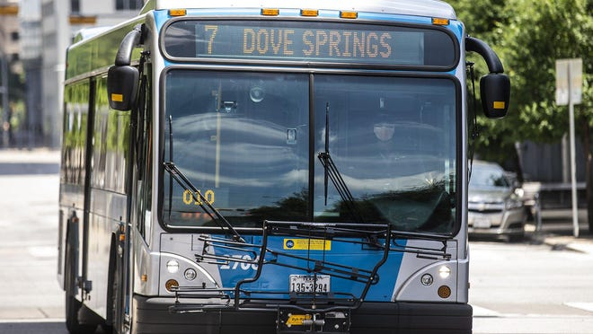 Capital Metro has put in place more precautions for its bus drivers to protect them from the coronavirus.The transit authority said all drivers now have access to face masks and are separated from riders by physical barriers.