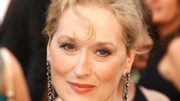 Meryl Streep is filming in Rye