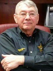 Ashland County Sheriff Wayne Risner